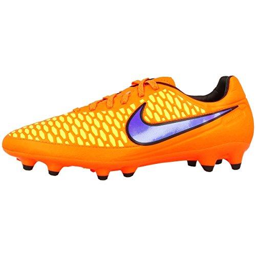 Nike Men's Magista Orden Fg TTL Orng/PRSN VLT/LSR Orng/Hyp Soccer Cleat 9 Men US
