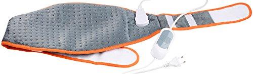 Wilson Gabor Wärmegürtel elektrisch: Elektrischer Heizgürtel für Rücken und Bauch, 100 Watt, bis 125 cm (Wärmegürtel Rücken elektrisch)