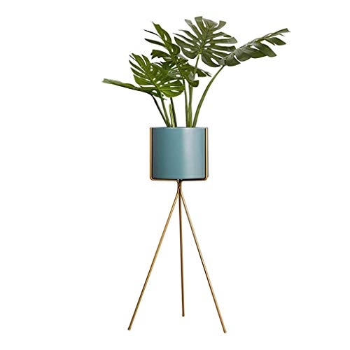 Black Flower Pot Rack Plant Shelf Modern Metal Display Rack Multifunction Strong And Durable Stable for Living Room Balcony Flowers Stand