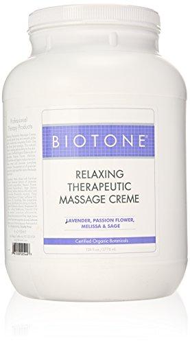 Biotone Therapeutic Massage Creme, 128 Ounce