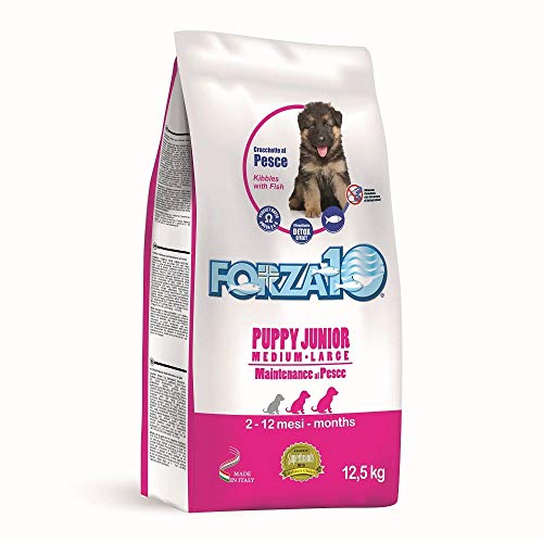 Forza 10 MAINTENANCE PUPPY JUNIOR - Medium/Large al pesce Kg.12,5