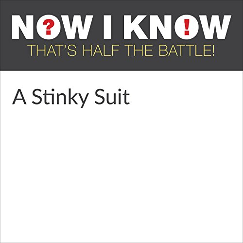 A Stinky Suit cover art