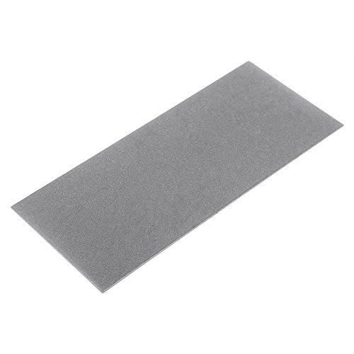 Quadrato durevole Whetstone, 17 * 7,5 cm con metallo con coltello da frutta Materiale diamante