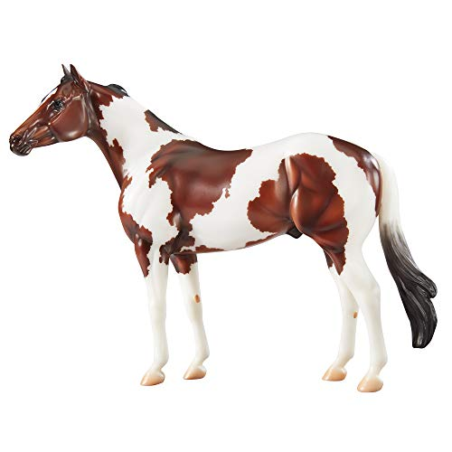 """Breyer Horses Traditional Series Paint Horse   Limited Edition   The Ideal Series   Horse Toy Model   12"""" x 9.75""""   1:9 Scale   Model #1839"""