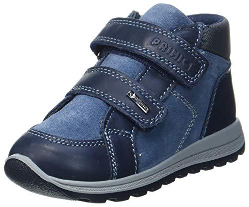 PRIMIGI Baby Jungen PTIGT 63568 First Walker Shoe, Notte/Azzurro,24 EU