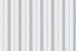 Bella-Dura Ticking Indigo Fabric (TICKI-WB Indi)