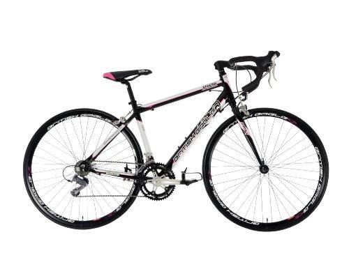 Britannique Aigle B7014090 Athena Veste pour vélo de Route – Noir/Blanc