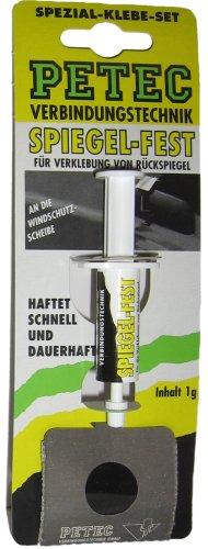 Petec 93800 Spiegel-Fest 1 g