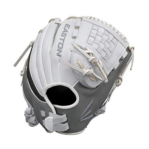 Easton Damen Ghost Fastpitch Baseball-Handschuh, Geteiltes Webgewebe, Einheitsgröße