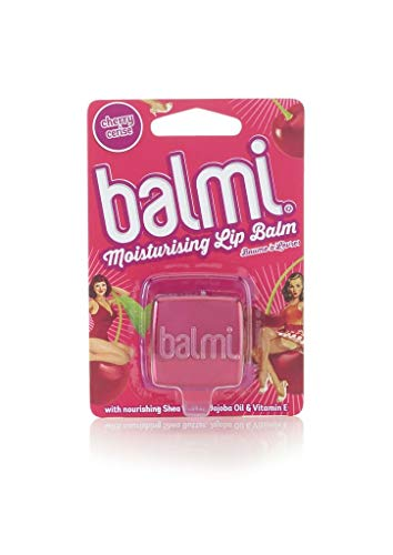 I Love…Balmi Cube Met Cherry Lip Balm