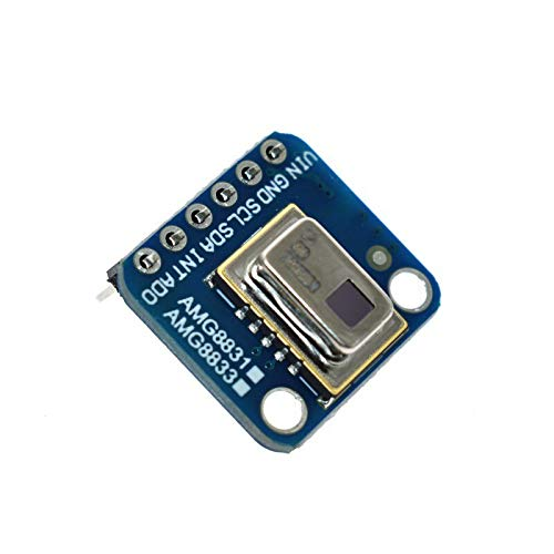 Sensor & Detektor Modul GY-AMG8833 IR 8x8 Infrarot Thermal Imager Sensor Array Temperaturmessung Sensormodul