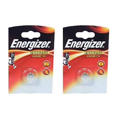 2 x Energizer EPX625G LR9 625 G 625A 1.5V Alkaline Battery