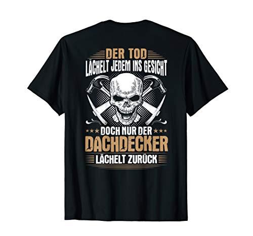 Lächeln Dachdecker T-Shirt