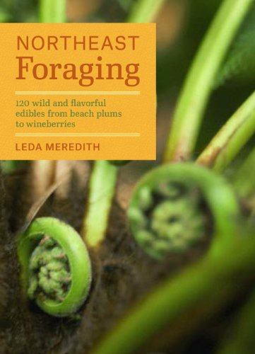 Northeast Foraging: 120 Wild and Flavorful Edibles from Beach Plums to Wineberries (Regional Foraging Series) by [Leda Meredith]