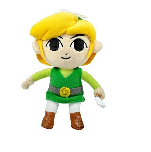 Little Buddy The Legend of Zelda The Wind Waker HD de 8'Enlace de Peluche