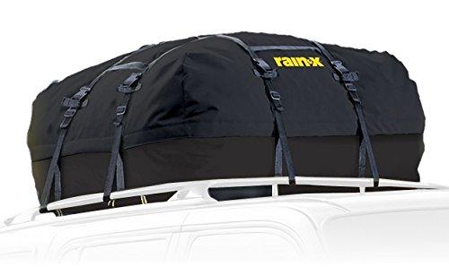 Rain X 161040Bolsa de Carga Impermeable para Techo de automóvil, Color Negro