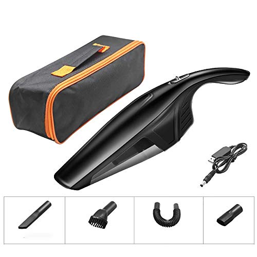 Find Discount LAZ Car Vacuum Cleaner,Cordless High Power Portable Vacuum Cleaner for Car Wet/Dry Str...