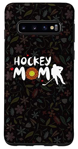 Galaxy S10 Hockey Mom for Women Cute Hockey Case