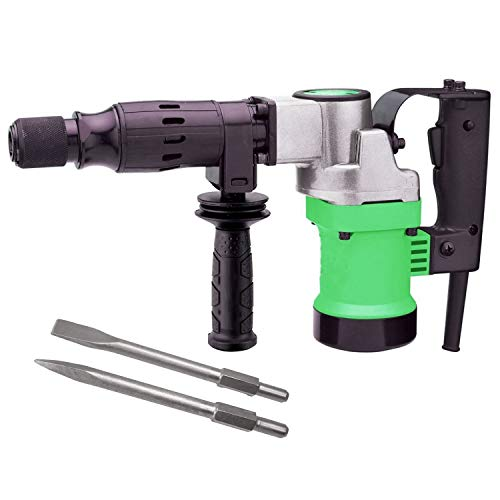 5kg demolition hammer machine AC powered drill/ concrete wall tiles wiring road breaker with Heavy metal & plastic body