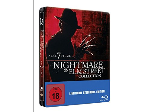 Nightmare On Elm Street Collection (Limited SteelBook)