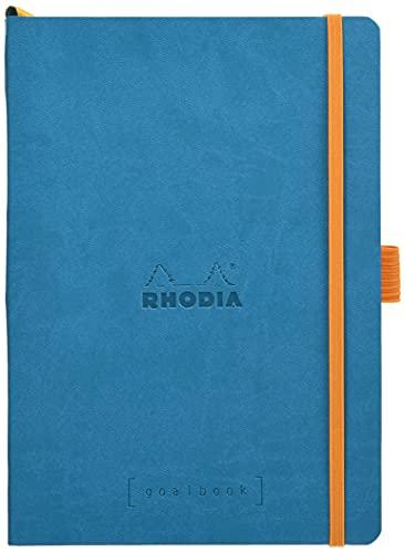 Rhodia 117747C - Goalbook, color turquesa
