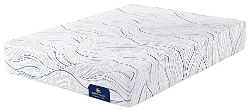 Serta Perfect Sleeper Plush 500 Memory Foam Mattress, Queen