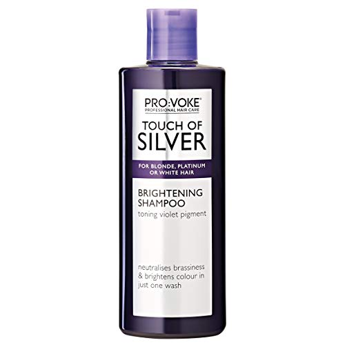 Pro:Voke Shampooing éclaircissant Touch of Silver