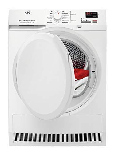 AEG T7DBZ41570 Wärmepumpentrockner / SensiDry - schonend und energiesparend / 7,0 kg / A++ / Mengenautomatik / Knitterschutz / Kindersicherung / Startzeitvorwahl
