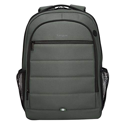 Targus Octave Backpack Design for Business Professional Commuter Everyday Use with Protective Laptop Pocket fits up to 15.6-Inch Laptop, Black (TBB593GL)