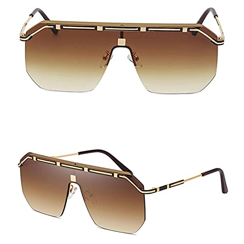 YIFEID Gafas De Sol Las Gafas De Sol Para Los Hombres Fashionless Sunglasses Sunglass Vintage Square Glasses Fashion Hombres Y Gafas De Sol De Las Mujeres