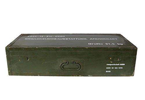 Unbekannt Bundeswehr Transportkiste Holz K22 Transportkiste Werkzeugkiste gebraucht