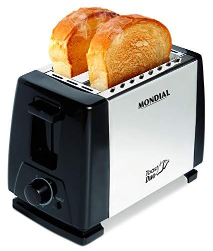 Tostador de Pães Toast Duo 220V, Mondial - NT-01