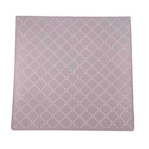JIACUO Plastic Embossing Folder Sjabloon DIY Scrapbook Foto Album Kaart Maken Decoratie Ambachten Hart