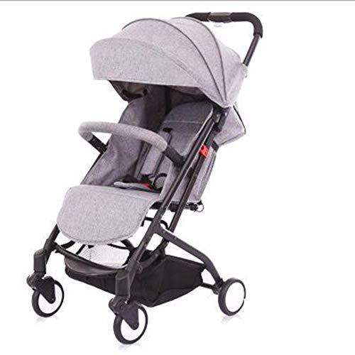 YUXINCAI Baby Kinderwagen Ultra Licht Draagbaar Kan Liggen Vouwen Paraplu Baby Kind Op Het Vliegtuig Kind Trolley
