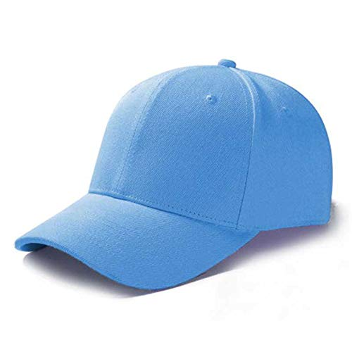 CLCTOIK Berretto da Baseball Unisex Cappello da Sole Regolabile per Donna Uomo Cappello Sportivo
