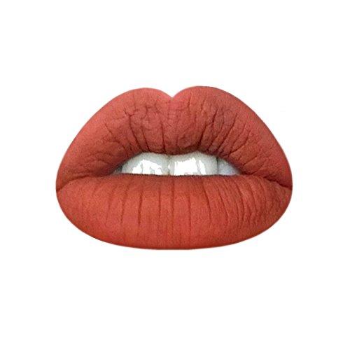 Fireside- Makeup by DNA- Liquid Lipstick- Matte- Vegan