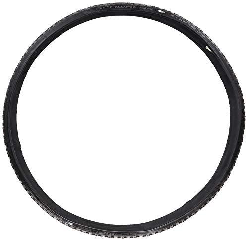 Schwalbe Unisex– Erwachsene Reifen, schwarz, X-ONE Speed Evo, MicroSkin, TLE 33-622-MicroSkin