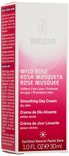 Weleda Wild Rose Smoothing Day Cream 30ml - PACK OF 4