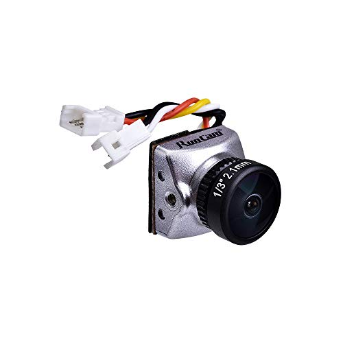 RunCam Racer Nano Smallest and Best WDR Racing Camera 14mm14mm 6ms (1.8mm (M8) FOV 160°)