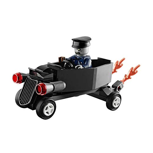 LEGO Monster Fighters: Zombie Chauffer Coffin Car Set 30200 (Bagged) by