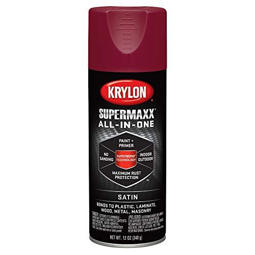Krylon Diversified Brands K08970000 12OZ Black...