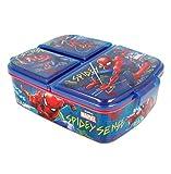Theonoi Kinder Brotdose / Lunchbox / Sandwichbox wählbar: Avengers - Mickey – Paw aus Kunststoff...