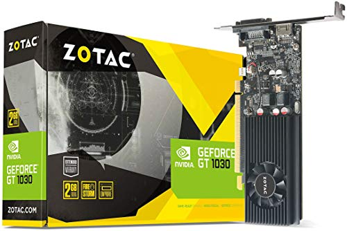 Zotac GeForce GT 1030 2GB GDDR5 64-bit Graphic card (ZT-P10300A-10L)