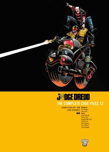 Judge Dredd: The Complete Case Files 12 (Judge Dredd The Complete Case Files) (English Edition)