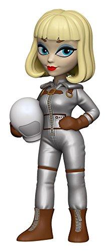 Funko 8694 Barbie 8694 Rock Candy 1965 Astronaut Figure