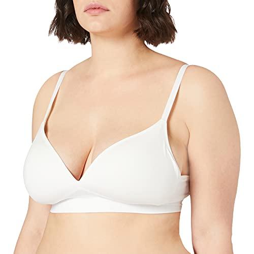 ESPRIT Bodywear Damen ALWINE Wireless Padded Gepolsterter BH, Off White (110), 80A