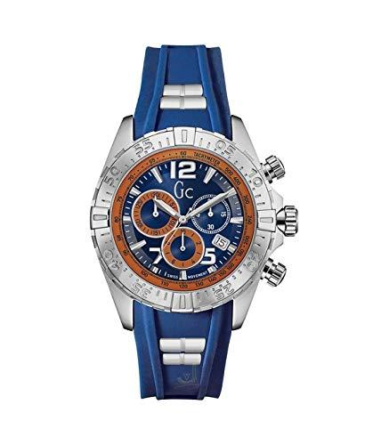 Mens Gc Sportracer Chronograaf Horloge Y02010G7