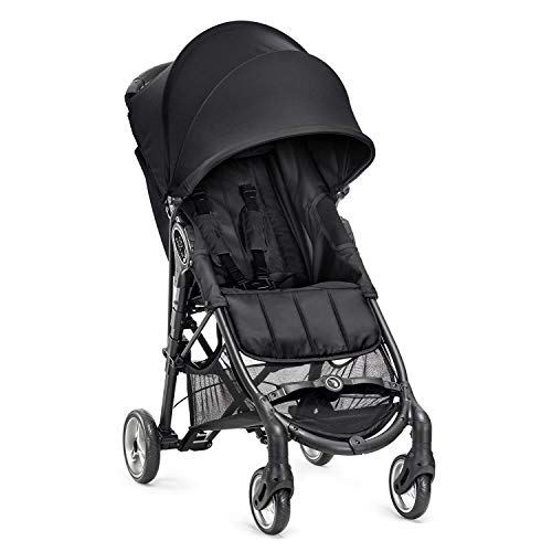 Baby Jogger City Mini Zip - Silla de paseo, color negro