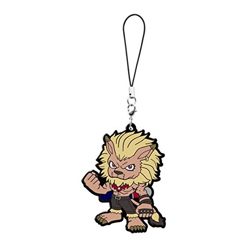 Digimon Adventure Tri: Leomon Pvc Keychain
