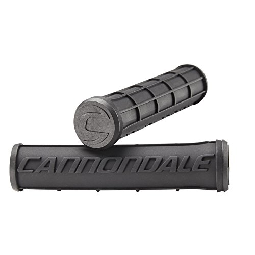 Cannondale - Grips Waffle Silicone, Color Black